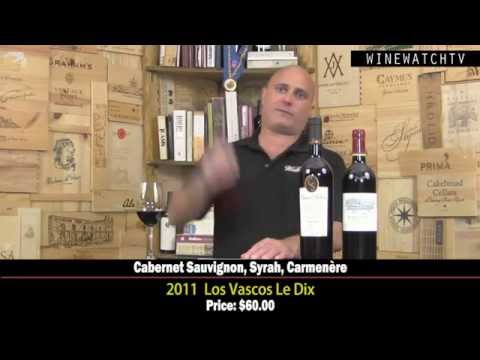 What I Drank Yesterday  Veramonte, Los Vascos, Ritual and Cultivate Wines - click image for video