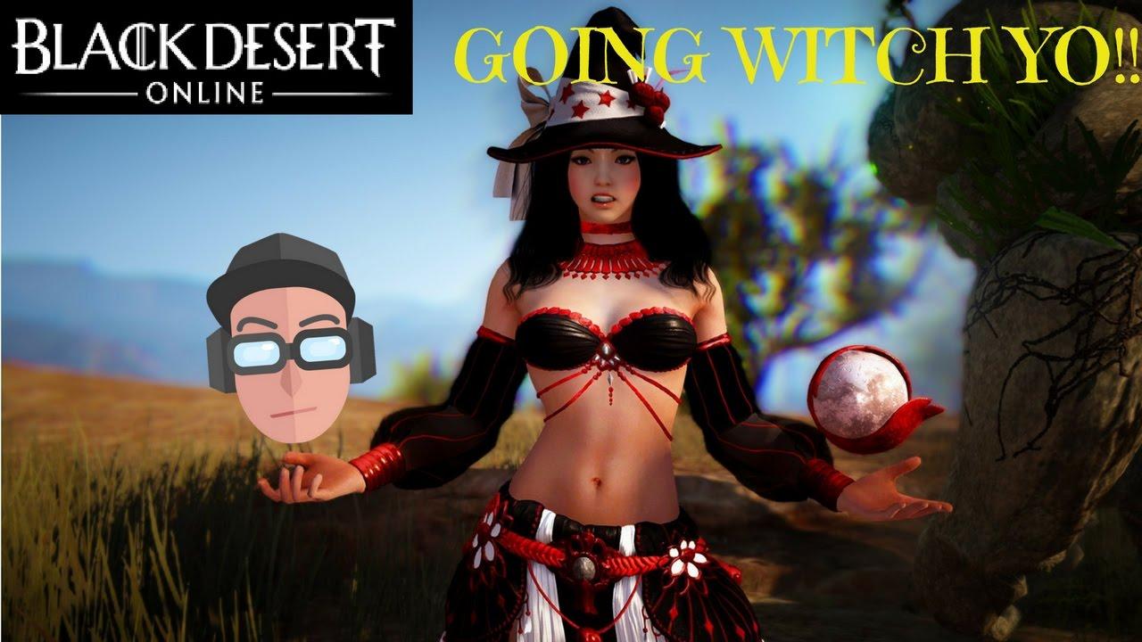 witch online
