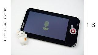 Retro Review - Android 1.6 Donut und das Eken M001 Tablet von 2010 - Moschuss.de