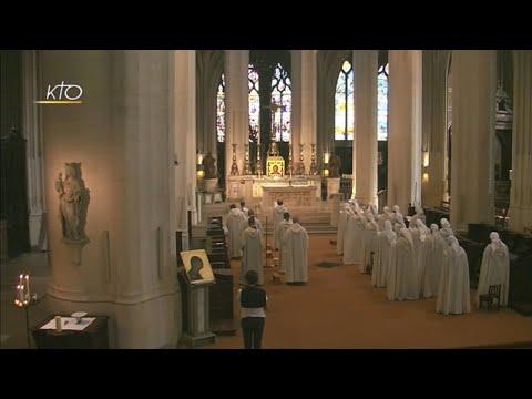 Vêpres et messe du 1er septembre 2018