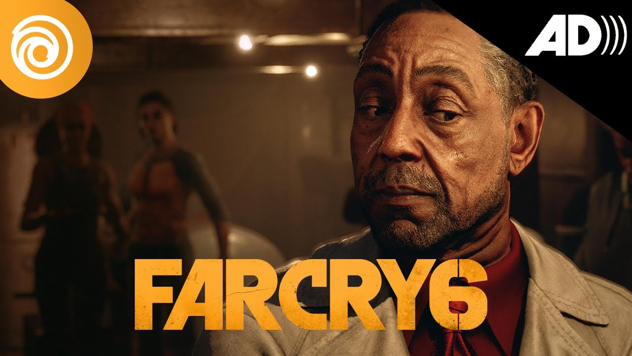 Far Cry 6: Meet the Villain: Antón Cinematic | #UbiForward #AudioDescription