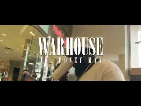 WARHOUSE - HANDLE BARS ft Money Man (Music Video)