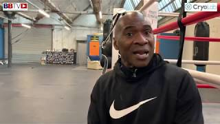 CARL THOMPSON ON THE OPPONENT HE WANTED TO HURT THE MOST AND FIGHT NIGHT NERVES
