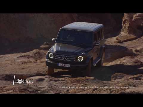 Presenting The Mercedes-Benz G-Class | #StrongerThanTime