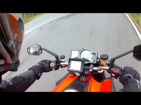 Motorradtour Bergisches Land
