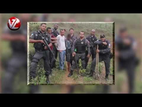 Polícia prende dupla e apreende menor no Vale Verde em Volta Redonda