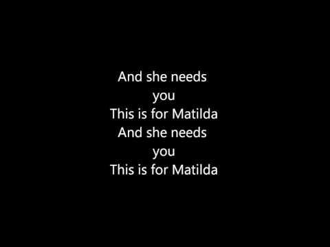 alt J   Matilda