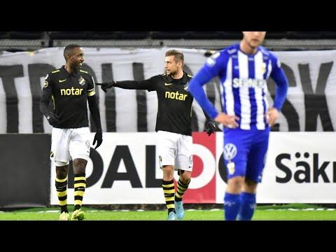 AIK IFK Göteborg Goals And Highlights