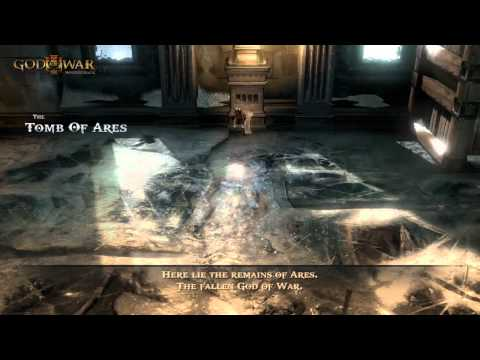 Tomb Of Ares -Ω- God Of War III Soundtrack ♫