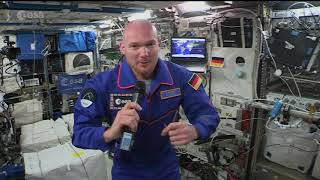 Space Station: Horizons science – soft matter dynamics
