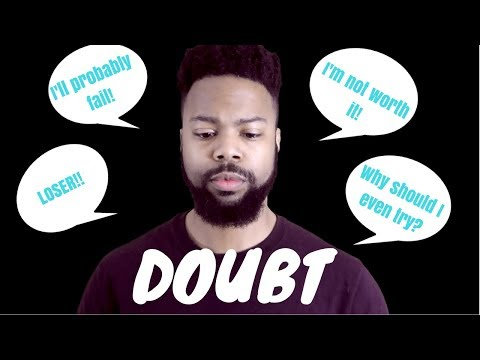 HOW TO OVERCOME SELF DOUBT - Spoken Word (MOTIVATIONAL)