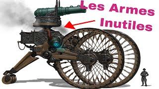 Les 5 Armes les plus DEBILES de l'Histoire thumbnail