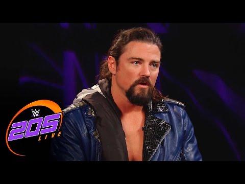 The Brian Kendrick addresses his rivalry with Akira Tozawa: WWE 205 Live, May 2, 2017
