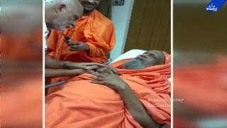 Swami Dayananda Saraswati Last Prayer