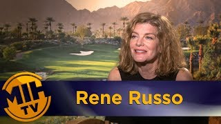 Rene Russo Just Getting Started Interview