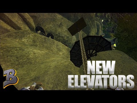 Testing The New Cliff Platforms! New Base Location?! (Aberration) Ark Survival Evolved Ep 6