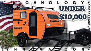 10 MINI CAMPER TRAILERS | AMERICAN MADE and UNDER $10,000 | 2020  2021
