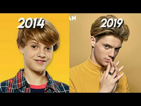 Henry Danger Before And After 2019