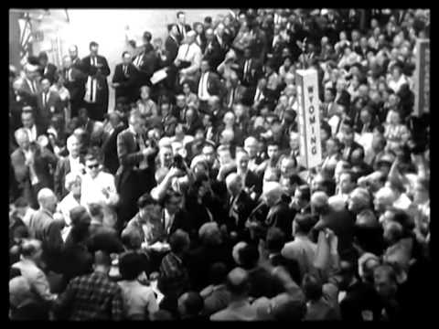 Democratic Convention highlights 1960