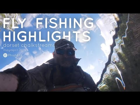 Fly Fishing Dorset Chalkstreams - Highlights 2019