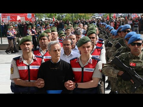 Turkey: Nearly 500 stand trial over failed coup Mp3