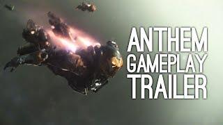 Anthem Gameplay: New Gameplay of Bioware's Anthem from E3 2018