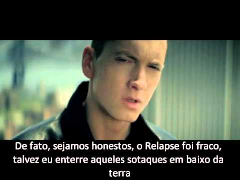Eminem - Not Afraid (Legendado)