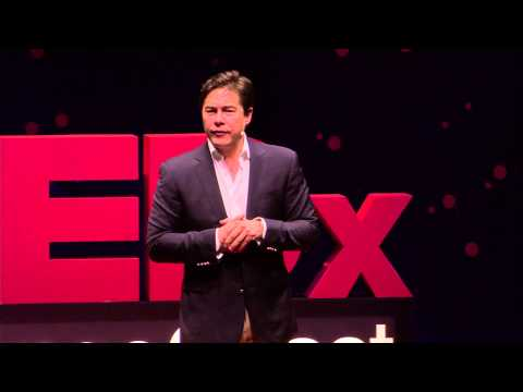 Beautiful minds are free from fear: Robert Grant at TEDxOrangeCoast