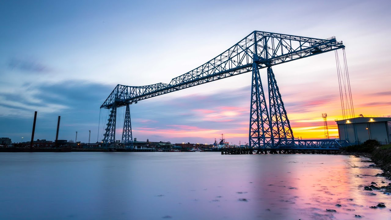 How To Improve Your Industrial Landscape Photography