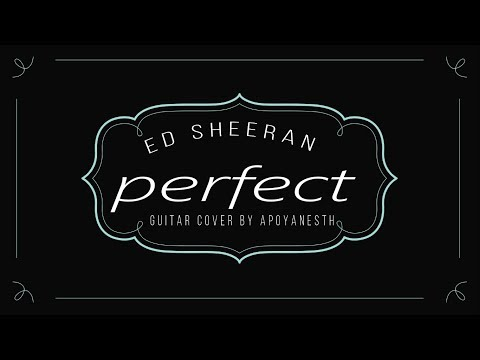 Perfect - Ed Sheeran (Acoustic Karaoke Version) Cover By ApoyAnesth