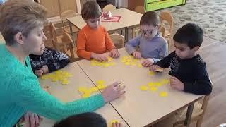 «Центр развитие ребенка – детский сад № 9» проект «Заглянем вместе в мир математики»
