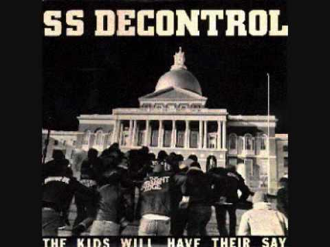 Ss Decontrol - Police Beat