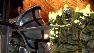Dragon Age Origins: The Stone Prisoner Trailer