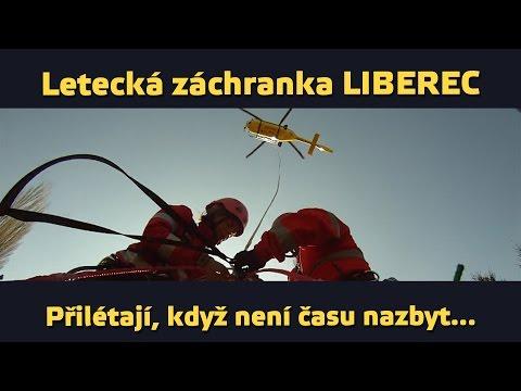 airZone.TV - 1. 7. 2015 - Letecká záchranka Liberec (www.airzone.tv)