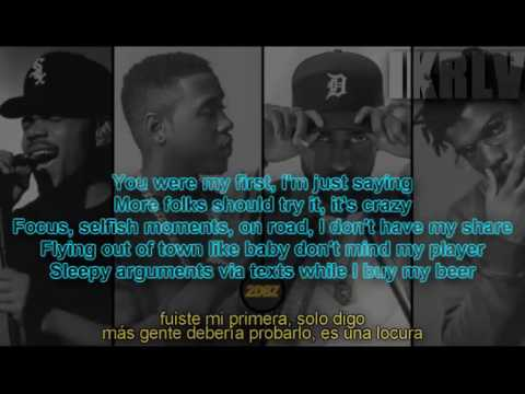 Big sean - Living Single (versión álbum)  Lyrics - Subitulado Español