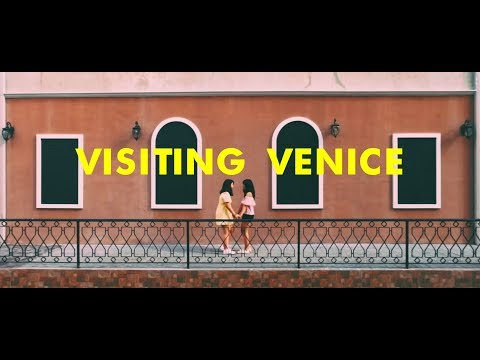 VISITING VENICE Wes AndersonInspired