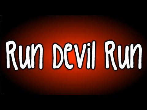 Ke$ha - Run Devil Run (Lyrics On Screen)