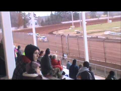 Mod/Sportmod Heat 3 Langlade County Speedway 10/20/12
