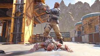 Gears of War 4 — Начало беты! (HD)