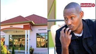 Gen Kabarebe yatunguye Super Manager  Iwe mu rugo yaduhaye urwenya  Isimbi TV yamusuye