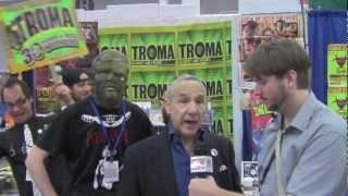 Lloyd Kaufman at Albuquerque Comic Expo 2012