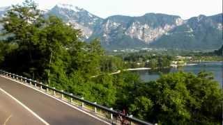 www.radsportreisen.de Trentino Belluno lago di Levico