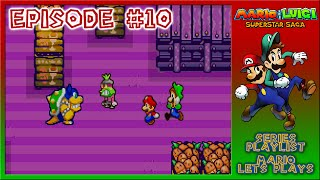 Mario & Luigi: SuperStar Saga - Chateau De Chucklehuck, Popple & Rookie - Episode 10