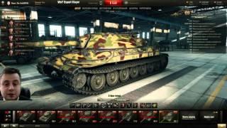 Специальное видео для Степана Савельева в World of Tanks