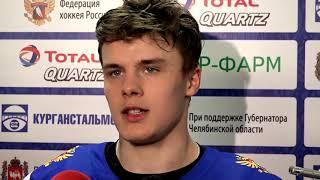 Главный тренер и игроки сборной U18 о победе над Чехией