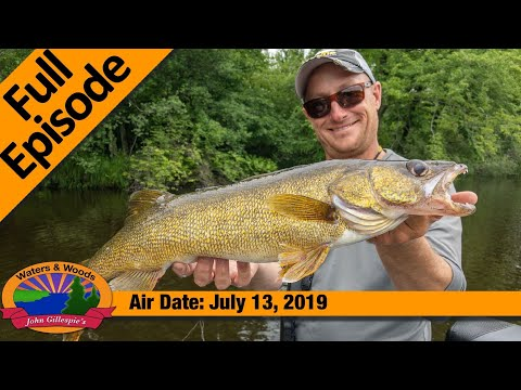 #28, 2019 | Catching Everything On The Wisconsin River | FULL EPISODE