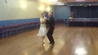 Rhythm Jive Sequence Dance