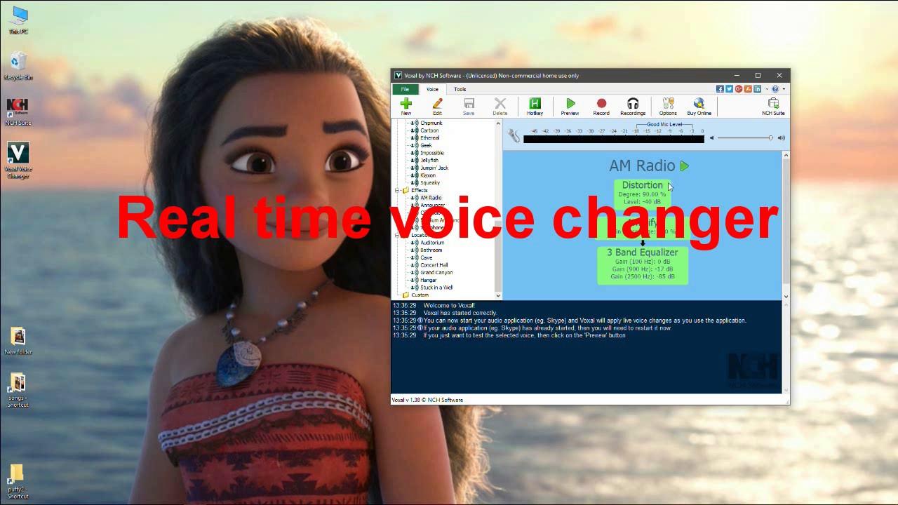 voxal voice changer apk