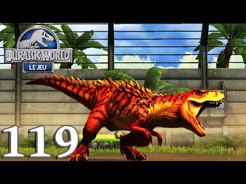 JURASSIC WORLD : Le Jeu 119 - Grand Show Dans L