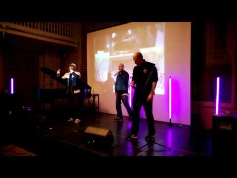 4Pro Feat. Johnson & L. O. C. - Penge Promo Presse (Live 2014)